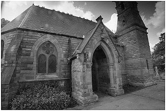 This Chapel was originally used by people belonging to the Church of England religion