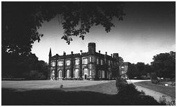(2G)   THRYBERGH GOLF CLUB HOUSE. Originally built as Thrybergh Hall.  This building is a Geordian castlellated house