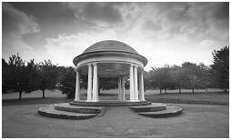 (1A)   This bandstand is a distinctive feature of CLIFTON PARK. erected in 1928