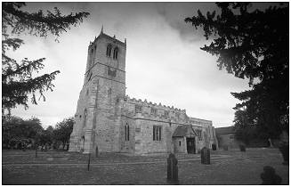 (D3 A)    Some parts of this beautiful church date back to 1176. Sprotbrough is situated about three miles of Doncaster