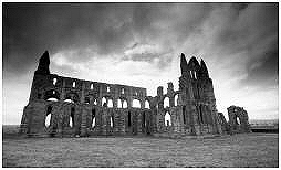 (GSC)   Whitby Abbey. North Yorkshire