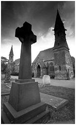 (2L)   MASBROUGH CEMETERY opened in 1871 with two mortuary chapels