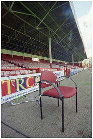 Stewards's chair