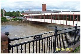 River Don, Town Centre