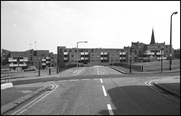 Eastwood Lane in 1972