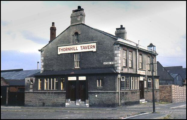 Thornhill Tavern in 1964