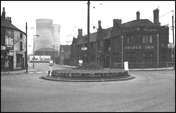 'Bridge Inn' in 1963