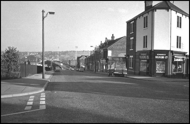 Kimberworth Road in 1969
