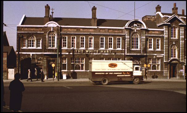 Upper Millgate in 1965