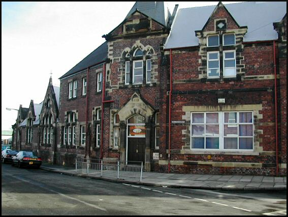 Thornhill School in 2004.