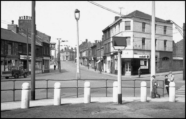 Masbrough Street in 1962