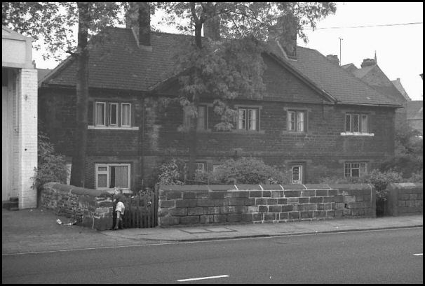 Wellgate Hall in 1968