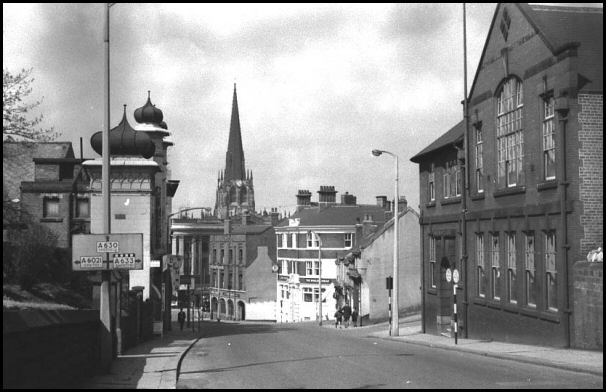 Doncaster Gate in 1962