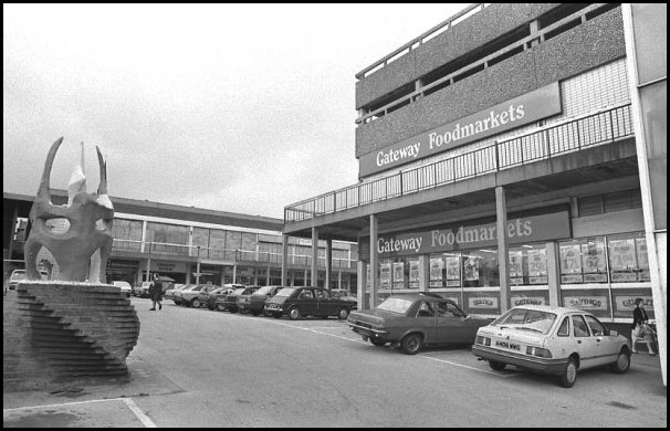 Rawmarsh Shopping Centre