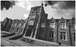 (2C)   THOMAS ROTHERHAM COLLEGE. This grand building was erected in 1876