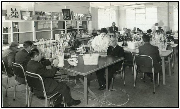 The Occupational Therapy Department in 1964