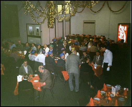 Last Christmas party