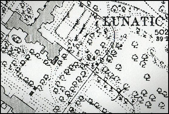 Middlewood map in 1893