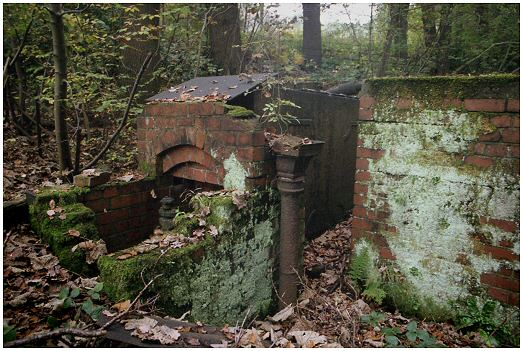 Old water system