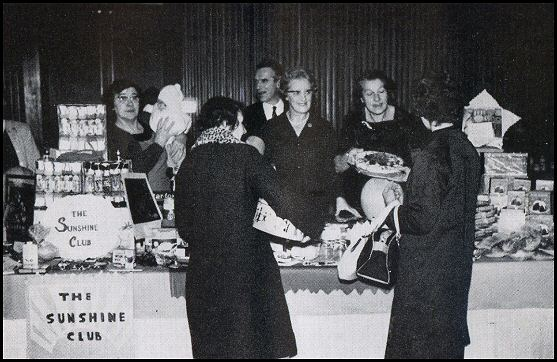 Annual sale of work in 1967