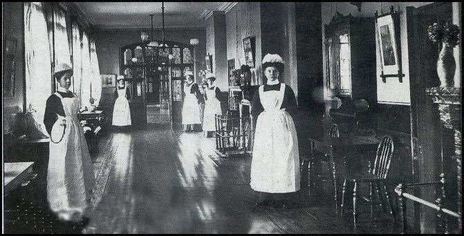 Kingswood in early 1900's