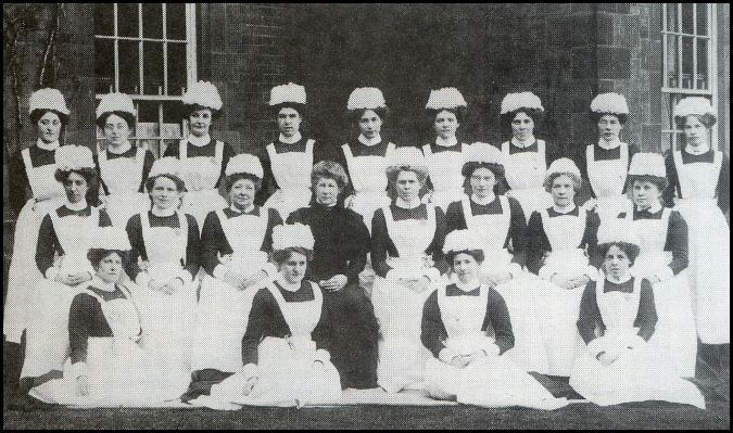 Nurses and Matron