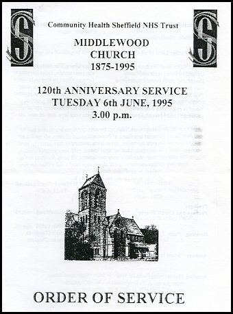 Middlewood Service