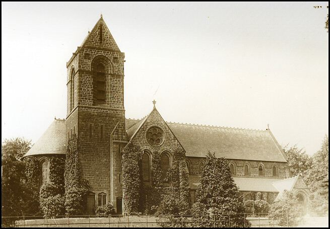 Wadsley Church in the early days
