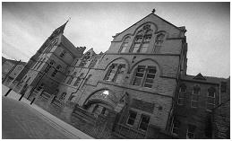 (S2D)   It was one of Sheffield top boarding school. Built in 1875. Currently used as a resource centre.