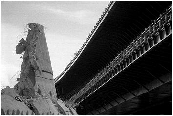 Debris and Viaduct